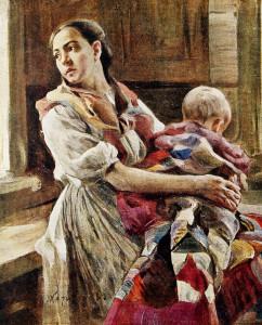 history of the nanny