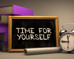 find time for yourself