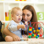 baby learning through play