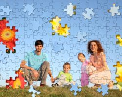 Incomplete Family Puzzle